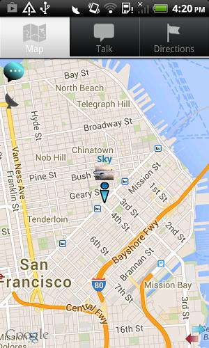 android Phone Tracker IM Map Navigator