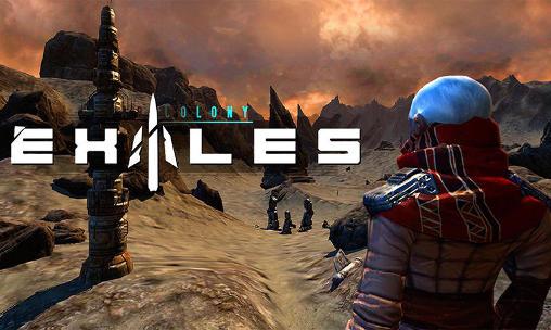 Exiles: Far colony-دانلود بازی تبعیدی ها برای اندروید+دیتا