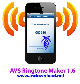 دانلود نرم افزار ساخت زنگ خور موبایل- AVS Ringtone Maker 1.6