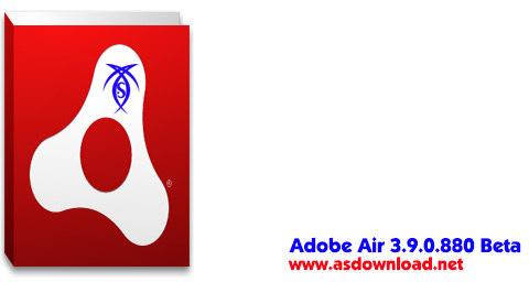دانلود نرم افزار Adobe Air 3.9.0.880 Beta