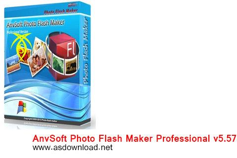 دانلود نرم افزار ساخت آلبوم فلش – AnvSoft Photo Flash Maker Professional v5.57