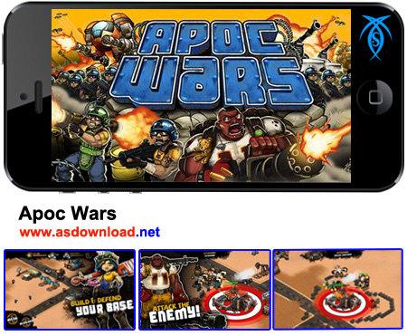 Photo of دانلود بازی Apoc Wars برای آندروید