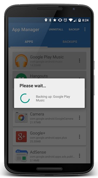 App Manager android