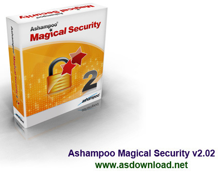 Ashampoo Magical Security v2.02-نرم افزار قفل گذاری فوق سری