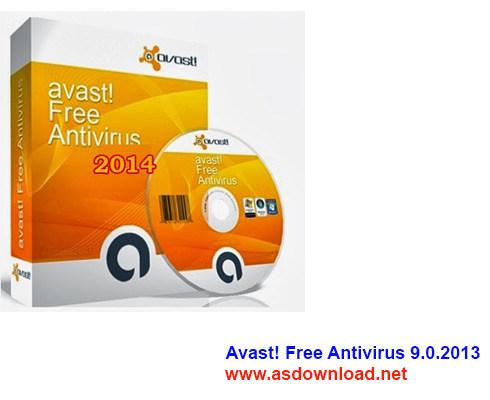 دانلود نسخه جدید  Avast! Free Antivirus 9.0.2013