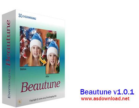 دانلود Beautune v1.0.1 - نرم افزار رتوش حرفه ای عکس