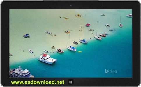 تم جدید زیباترین جاذبه های توریسی برای ویندوز 8