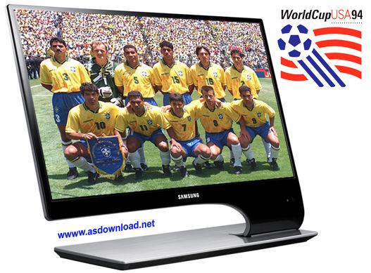 دانلود کلیپ تمامی گل های برزیل در جام جهانی 1994