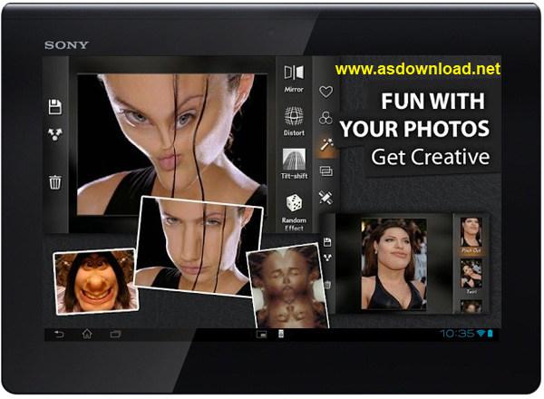 Camera ZOOM FX Premium 5.3.2-قوی ترین نرم افزار عکس برداری برای آندروید