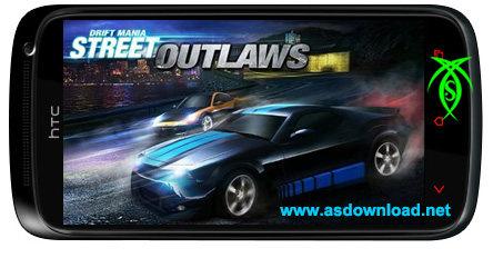 Photo of دانلود Drift Mania Street Outlaws- بازی مسابقه رالی برای آندروید+ فایل دیتا