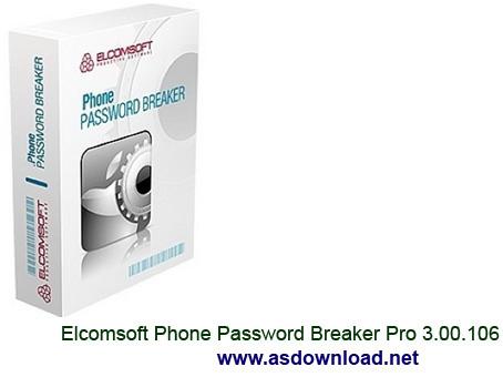 Elcomsoft Phone Password Breaker Pro 3.00.106-بازیابی رمز عبور گوشی های آیفون و بلک بری