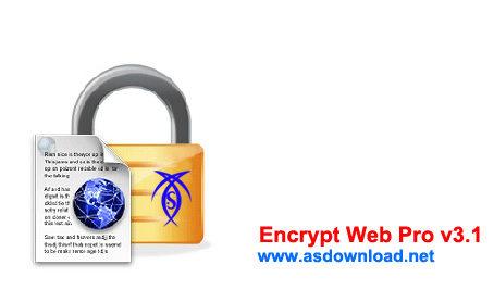 Encrypt Web Pro v3.1 - دانلود نرم افزار قفل گذاری بر روی سورس وب سایت
