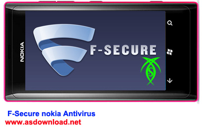 دانلود آنتی ویروس نوکیا F-Secure nokia Antivirus