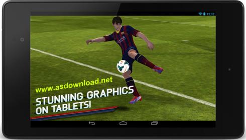 FIFA 14 by EA SPORTS -بازی فوتبال فیفا 2014 برای آندروید
