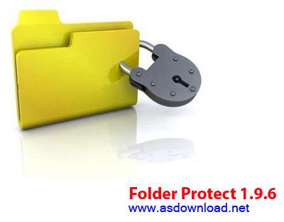 دانلود Folder Protect 1.9.6 – نرم افزار قفل گذاری روی فایل ها و فولدرها- درایوها