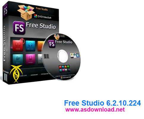 Free Studio 6.2.10.224- بهترین نرم افزار تبدیل فرمت انواع فیلم و موزیک برای موبایل و کامیپوتر