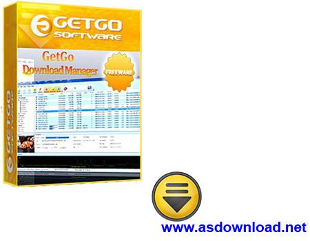 GetGo Download Manager 5.0.0.2145-دانلود منیجر جدید