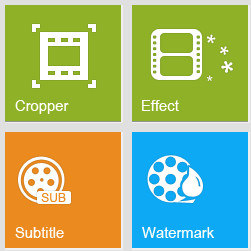 GiliSoft Video Editor 8.0 + keygen - نرم افزار ویرایش ویدئو