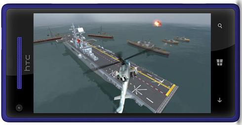 Gunship battle- دانلود بازی جنگی هلیکوپتر برای آندروید