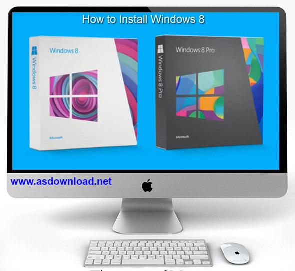 دانلود فیلم آموزش نصب ویندوز 8 بر روی کامپیوتر و تبلت