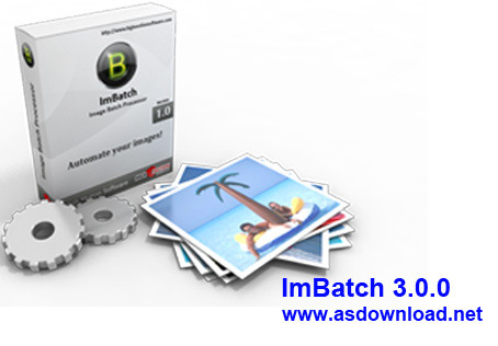 ImBatch 3.0.0-نرم افزار ویرایش دسته جمعی عکس ها