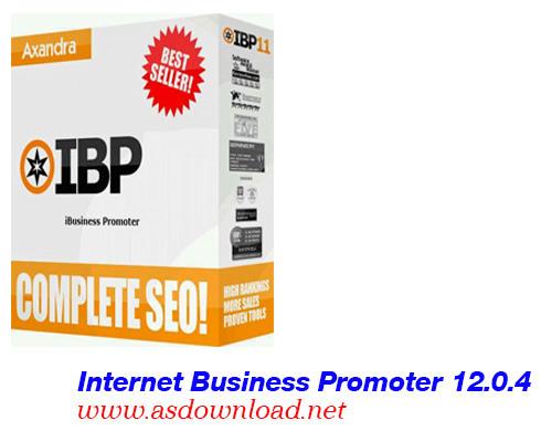 دانلود Internet Business Promoter 12.0.4- نرم افزار ثبت سایت در موتورهای جست جوگر