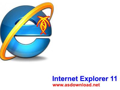 دانلود نسخه جدید مرورگر اینترنت اکسپلورر- Internet Explorer 11.0.9600.16384