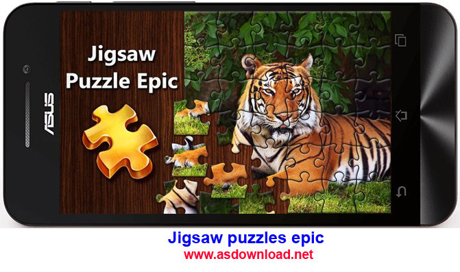 Jigsaw puzzles epic-بازی پازل برای آندروید