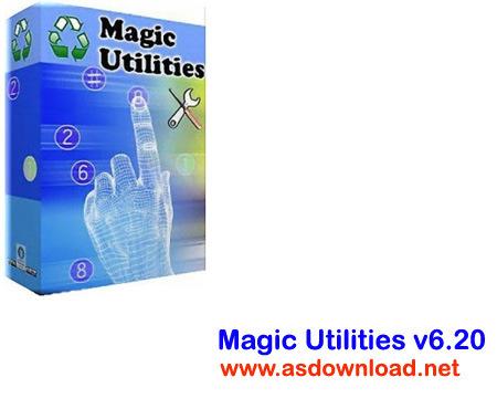Magic Utilities 2014 v6.20-مدیریت ویندوز