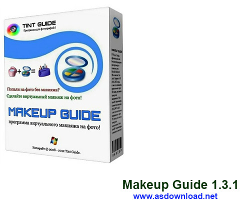 Makeup Guide 1.3.1-نرم افزار روتوش عکس