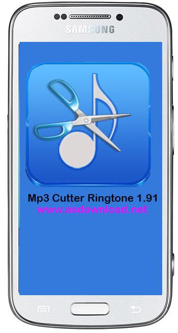 دانلود نرم افزار ساخت رینگتون برای آندروید mCutter - Mp3 & Music Cutter
