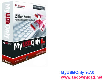 MyUSBOnly 9.7.0-نرم افزار قفل گذاری بر روی پورت USB