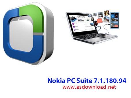 دانلود Nokia PC Suite 7.1.180.94- نرم افزار اتصال گوشی نوکیا به کامپیوتر