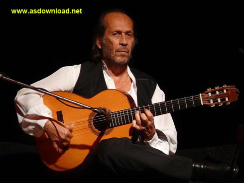 دانلود موزیک فلامنکو از پاکو دلوسیا