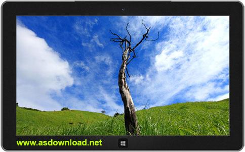 دانلود تم جاذبه های ژاپن برای ویندوز 8