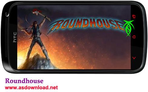 دانلود بازی Roundhouse برای آندروید