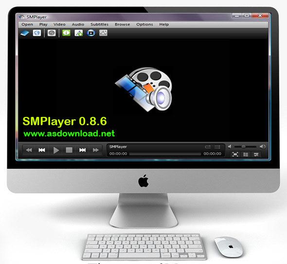 دانلود مدیا پلیر SMPlayer 0.8.6- ویرایش زیر نویس فیلم ها