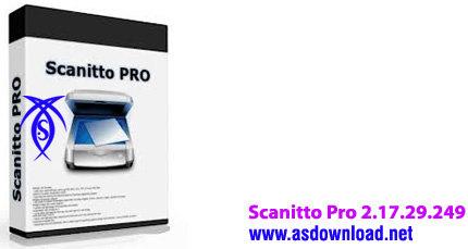 دانلود نرم افزار اسکن حرفه ای تصاویر - Scanitto Pro 2.17.29.249