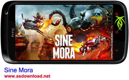 Photo of بازی Sine Mora-دانلود بازی سینوس مورا برای آندروید+ دیتا