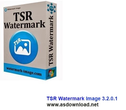 TSR Watermark Image 3.2.0.1-نرم افزار ایجاد واترمارک بر روی عکس