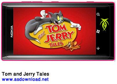 دانلود Tom and Jerry Tales- بازی قصه های تام و جری برای نوکیا با فرمت gba