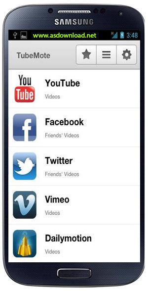 TubeMate YouTube Downloader 2.2.2.577-نرم افزار دانلود فیلم از یوتیوب با گوشی آندروید
