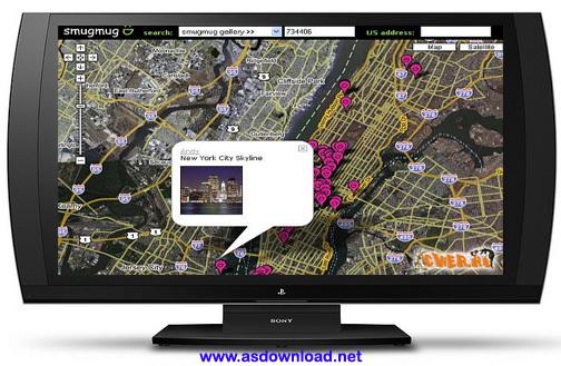 Universal Maps Downloader 7.306-نرم افزار دانلود و ذخیره نقشه های ماهواره ای