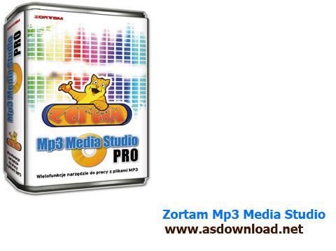 Zortam Mp3 Media Studio 17.85- استودیو حرفه ای ویرایش موزیک
