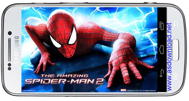 amazing Spider man 2- نسخه جدید مرد عنکبوتی+ دیتا
