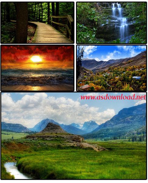 دانلود جدیدترین عکس ها از چشم انداز نقاط دیدنی جهان با کیفیت FULL HD