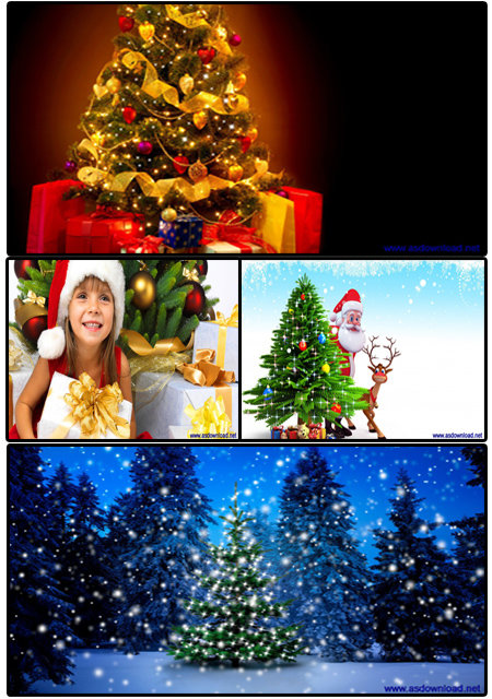 دانلود والپیپر کریسمس 2014 - wallpaper christmas