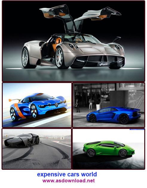 دانلود عکس گرانترین ماشین های جهان-expensive cars world