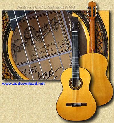 دانلود آهنگ گیتار اسپانیایی