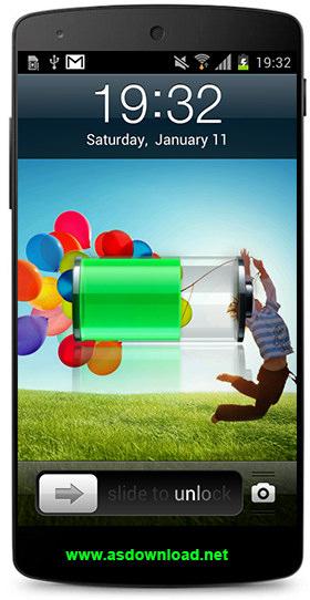 دانلود محافظ صفحه iPhone 5s Lock Screen برای آندروید
